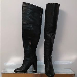 Sigerson Morrison Over The Knee boots